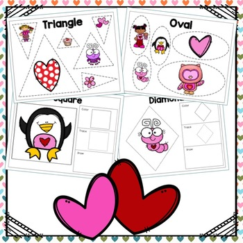 Valentine's Day Shapes