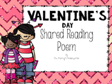 Valentine's Day Shared Reading Poem