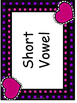 Valentine's Day Short and Long Vowel Sort