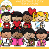 Sidekicks Valentine Clip Art