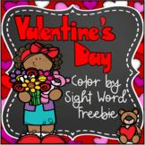 Valentine's Day Sight Word Hidden Picture Freebie