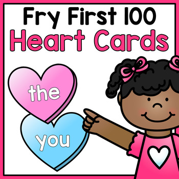 Valentine's Day Sight Word Practice - Conversation Hearts