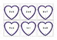 Valentine's Day Single and Double Digit Addition and Subtraction Task Cards