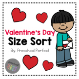 Valentine's Day Size Sort