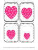 Valentine's Day Size Sorting and Ordering