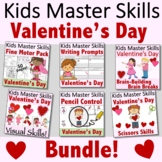 Valentine's Day Skill Building Bundle for Teaching and Occ