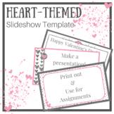 Slideshow Template Google Slides Powerpoint Slideshow Back