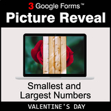 Valentine's Day: Smallest and Largest Numbers - Google For