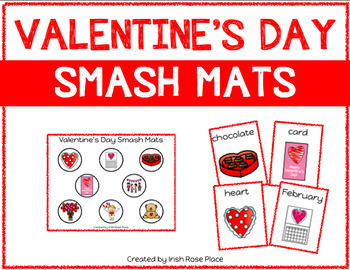 Valentine's Day Smash Mats