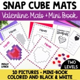 Valentine's Day Snap Cube Mats + Mini Book