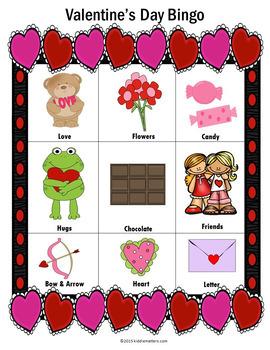 Valentine's Day Social Emotional Worksheets
