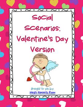 Valentine's Day Social Scenarios