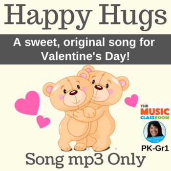 "Valentine's Day Original Song | ""Happy Hugs"" by Lisa Gillam 