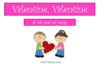 Valentine's Day Song for Sol and Mi