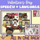 Valentine's Day Speech & Language Pack