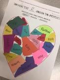 Valentine's Day Speech and Language Craftivity
