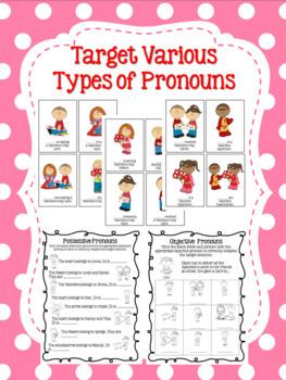 Valentine's Day Speech and Language Packet!
