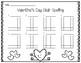 Valentine's Day Stair Spelling Freebie!