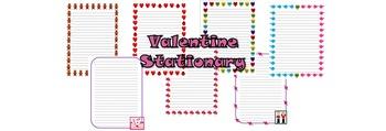 Valentine's Day Stationary