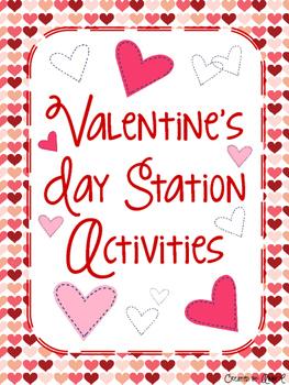Valentine's Day Stations