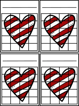 Valentine's Day Sticker Charts {10 colorful styles}