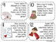 Valentine's Day Story Problem Task Cards