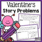 Valentine's Day Story Problems