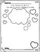 Valentine's Day Story Response Printables