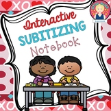 Subitizing - Valentine's Day