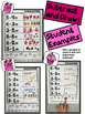 Valentine's Day Subtraction {Subtract by Counting and Draw