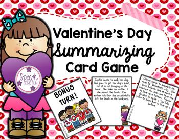 Valentine's Day Summarizing
