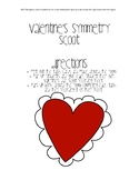 Valentine's Day Symmetry Scoot