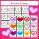 Valentine's Day Synonym and Antonym Matching Activities