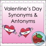 Valentine's Day   Synonyms & Antonyms