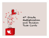 Valentine's Day (TEK Aligned) - Multiplication & Division