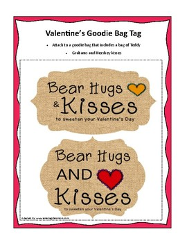 Valentine's Day Tag