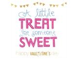 Valentine's Day Tag (treats)