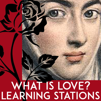 Close Reading Passages For High School: What is Love?