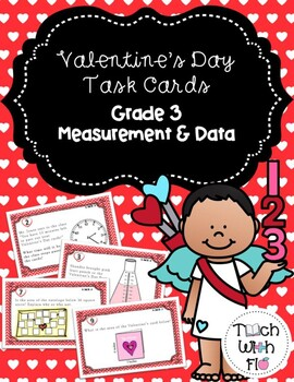 Task Cards - Grade 3 - Measurement & Data