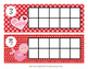 Valentine's Day Ten Frame Cards