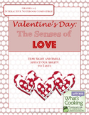 Valentine's Day: Elementary Senses of Love & Tasting Activity