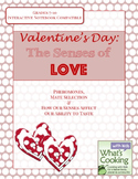 Valentine's Day: Secondary Senses of Love & Food Activity