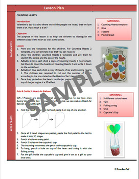 Valentine's Day - Themed Activities
