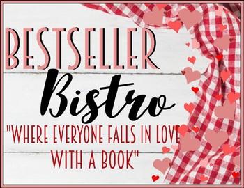 "Valentine's Day Themed Book Tasting ""Bestseller Bistro"" Activity Event Set"