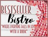 "Valentine's Day Themed Book Tasting ""Bestseller Bistro"" Ac"
