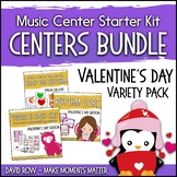 Valentine's Day Themed Music Center Starter Kit - Variety