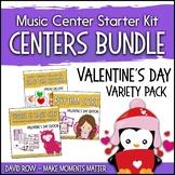 Valentine's Day Themed Music Center Starter Kit - Variety