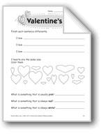 Valentine's Day (Thinking Skills)