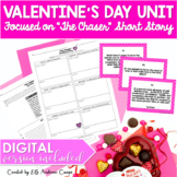Valentine's Day Unit & Activities for High School DIGITAL