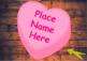 Valentine's Day : Valentine's Random Name Generator.